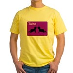 iTwins Yellow T-Shirt
