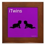 iTwins Framed Tile