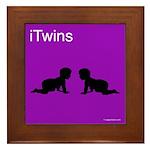 iTwins Framed Tile