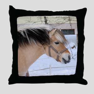"""""""Fjord 2"""" Throw Pillow"""