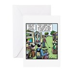 Golf gallery Greeting Cards (Pk of 10)