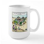 Dietary Pyramids Coffee Mug