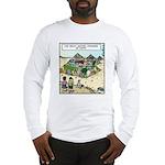 Dietary Pyramids Long Sleeve T-Shirt