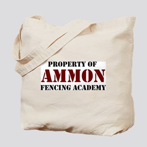Ammon Fencing Academy Tote Bag