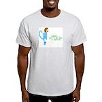 Bobo Ash Grey T-Shirt