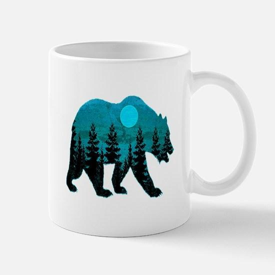 A BLUE MOON Mugs