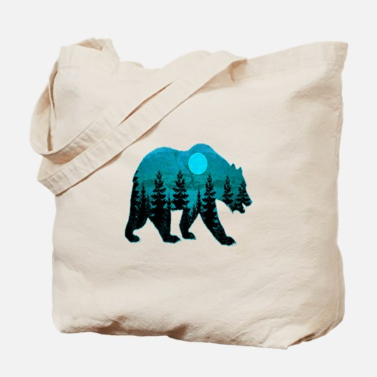 A BLUE MOON Tote Bag