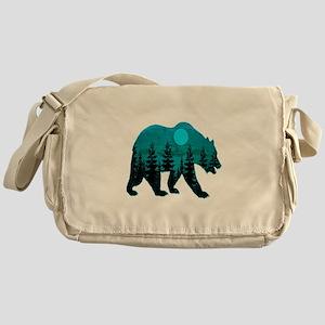 A BLUE MOON Messenger Bag