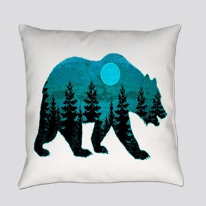 A BLUE MOON Everyday Pillow
