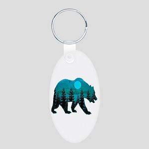 A BLUE MOON Keychains