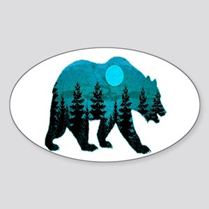 A BLUE MOON Sticker
