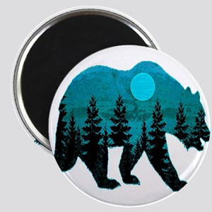 A BLUE MOON Magnets