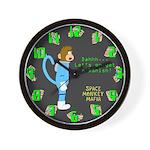 Bobo Wall Clock