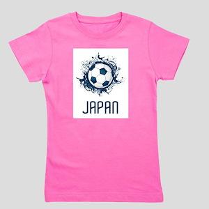 Japan Football Girl's Tee
