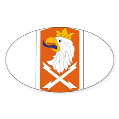 22nd Signal Bde Decal