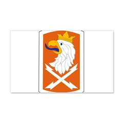 22nd Signal Bde Wall Decal