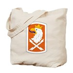 22nd Signal Bde Tote Bag