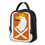 22nd Signal Bde Neoprene Lunch Bag