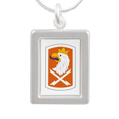 22nd Signal Bde Necklaces