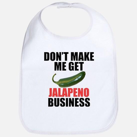 Jalapeno Business Bib