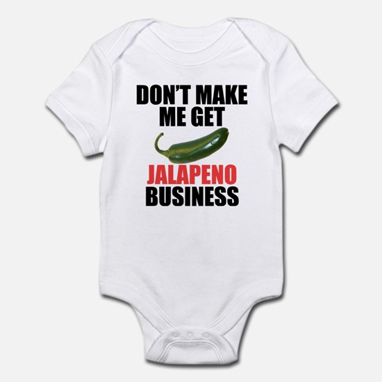 Jalapeno Business Infant Bodysuit