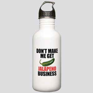 Jalapeno Business Stainless Water Bottle 1.0L