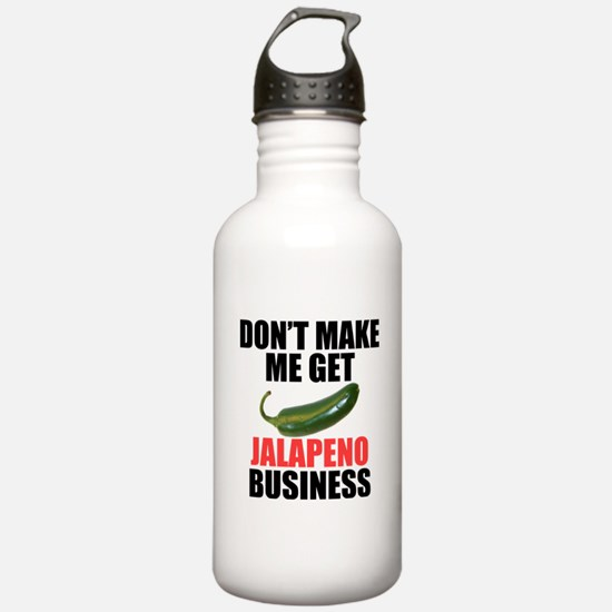Jalapeno Business Water Bottle