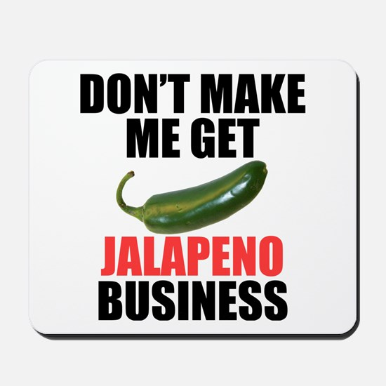 Jalapeno Business Mousepad