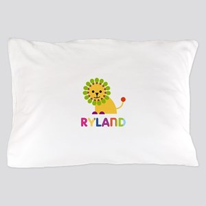 Ryland Loves Lions Pillow Case