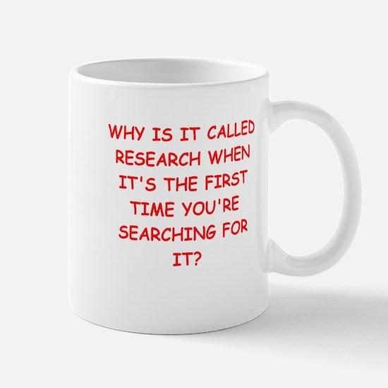 research Mug