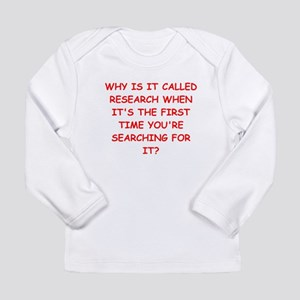 research Long Sleeve T-Shirt