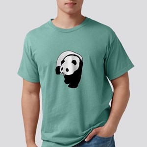 NEAR THE BAMBOO Mens Comfort Colors Shirt