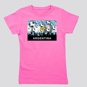 World Cup Argentina Girl's Tee
