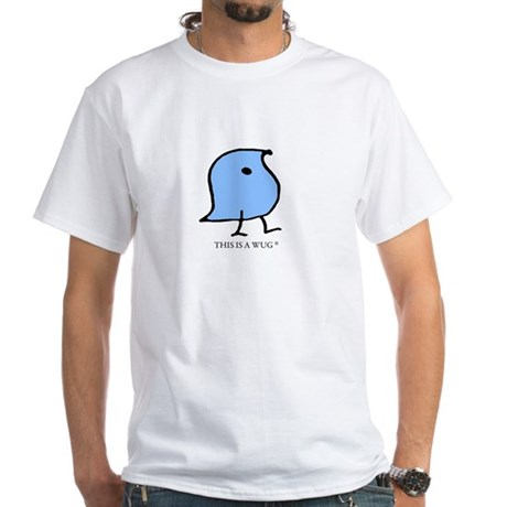 This is a Wug Original Wug Test T-shirt