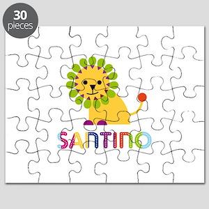 Santino Loves Lions Puzzle