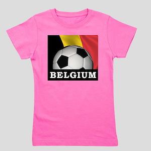 World Cup Belgium Girl's Tee