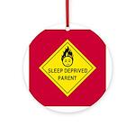 Sleep Deprived Parent Ornament/Balloon weight