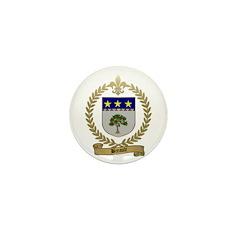 BREAULT Family Crest Mini Button (10 pack)