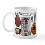 Antique Mandolute Mug