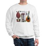 Antique Mandolute Sweatshirt