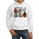 Antique Mandolute Hooded Sweatshirt