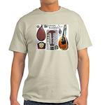 Antique Mandolute Light T-Shirt