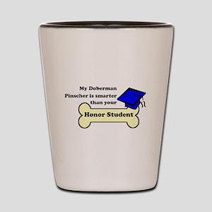 My Doberman Pinscher Is Smarter Than Your Honor St