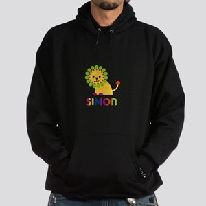 Simon Loves Lions Hoodie