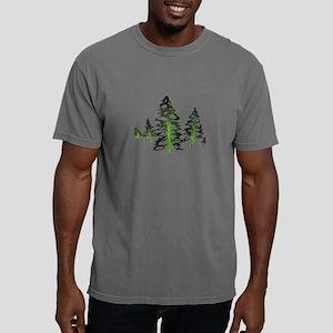 EMERALD TIES Mens Comfort Colors Shirt