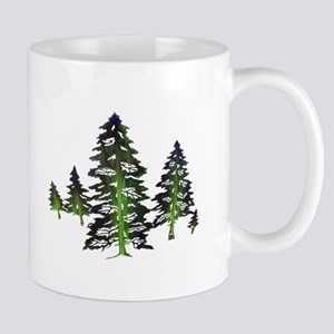 EMERALD TIES Mugs