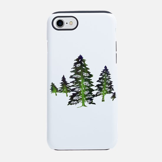EMERALD TIES iPhone 7 Tough Case
