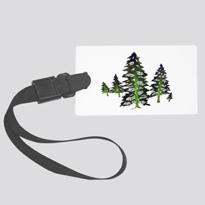 EMERALD TIES Luggage Tag
