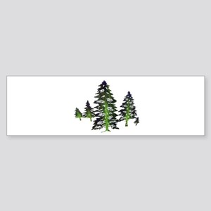 EMERALD TIES Bumper Sticker