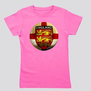 England Football Girl's Tee